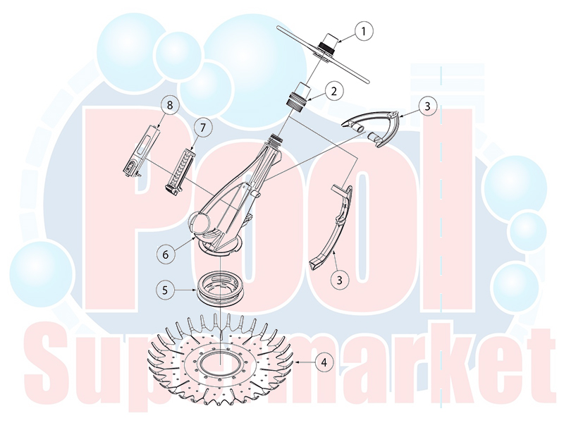 Onga Hammerhead Pool Cleaner Spare Parts | Pool ... on