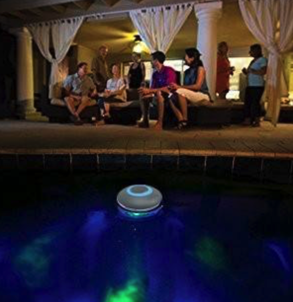 G.A.M.E Floating Bluetooth Speaker & Light Show