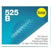 Daisy 12.20m x 5.49m Solar Pool Cover 525B