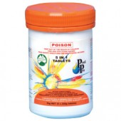 Pool Pro 5 in 1 Chlorine Tablets (Large 200g) 1kg