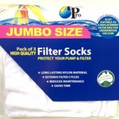 Pool Pro Filter Socks Jumbo
