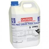 Pool Pro Liquid Chlorine 5L