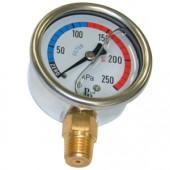 Pressure Gauge S/S Oil L/M