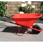 Kids Plastic Wheelbarrow
