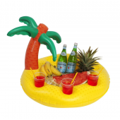 Sunnylife Australia Inflatable Pool Bar Tropical Island