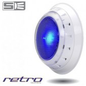 spa electrics GK retro multi colour LED light
