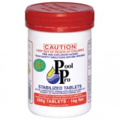 Pool Pro Large Stabilized Tablets 200g 1kg