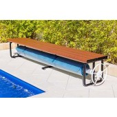 Daisy Under Bench Roller Small Western Red Cedar